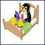 Penguin Bed1